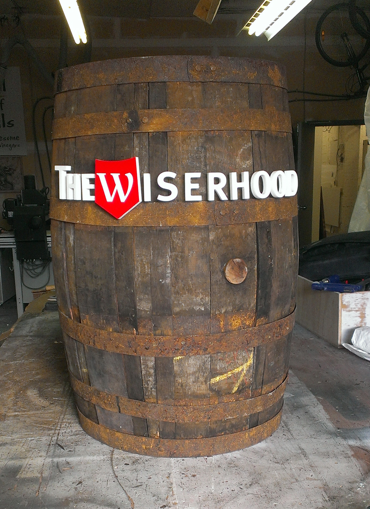 The Wiserhood Barrell Vancouver 0926